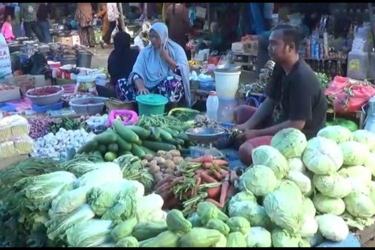Antisipasi Lonjakan Harga dan Minimnya Pasokan, Pedagang Mateng Pasok Sembako dari Sulsel dan NTB
