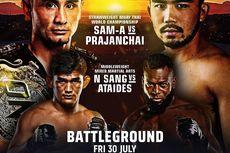 Tarung MMA ONE: Battleground Segera Digelar Akhir Juli Ini