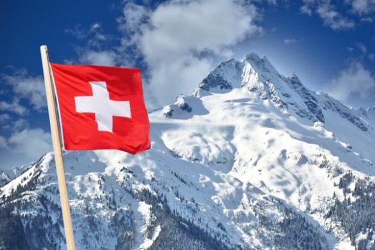 Ilustrasi Swiss.