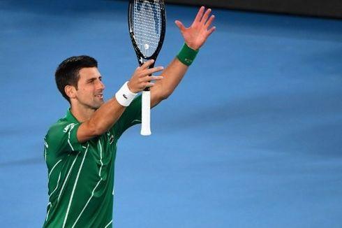 Positif Covid-19 Usai Turnamen, Djokovic Dibela Bintang Man United