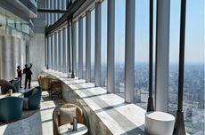 Hotel Mewah Tertinggi Dunia Ada di Shanghai