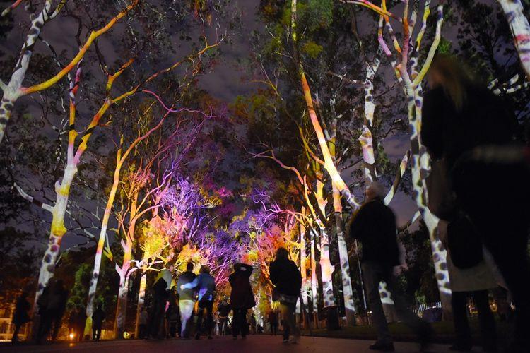 Perth Festival, salah satu festival yang digelar di Australia Barat.
