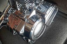 Cara Gampang Jaga Krom Motor Terus Mengilap