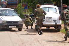 Kelompok Bersenjata Serbu Pos Polisi India, 5 Tewas