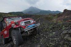 Libur Natal, Wisatawan Serbu Lava Tour Gunung Merapi