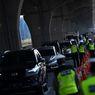 Polda Metro Jaya Klaim Jumlah Pemudik Semakin Menurun