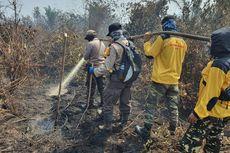 Polisi Tangkap Pelaku Pembakaran Hutan dan Lahan di Riau