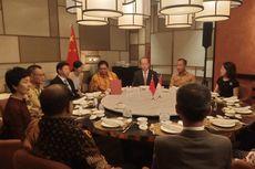 Seusai Bertemu Jokowi dan Megawati, Perwakilan Partai Komunis China Temui Airlangga Hartarto