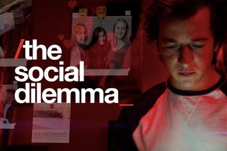 Ilustrasi Film Dokumenter Netflix The Social Dilemma
