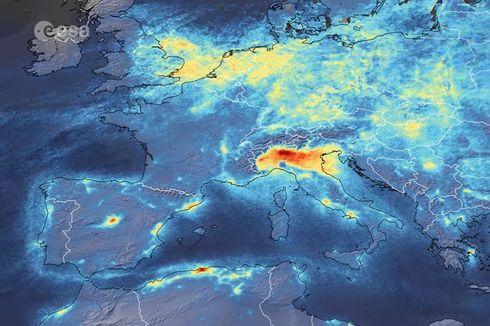 Kolaborasi Nasa, ESA dan JAXA Kumpulkan Data Ilmiah dari Dampak Covid-19