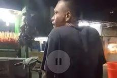 Video Viral Preman Peras Penjual Sate di Medan, Pelaku Ditangkap dan Minta Maaf