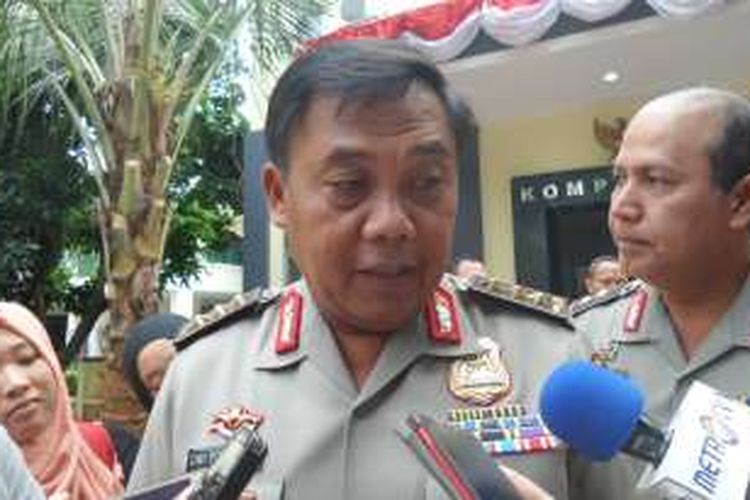 Inspektur Pengawasan Umum Polri Komjen Pol Dwi Priyatno