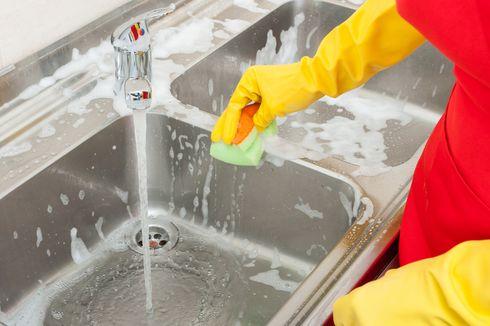 Cara Mudah Hilangkan Bau Mengganggu dari Saluran Air