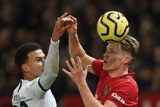 Man United Vs Tottenham, Solskjaer Bersyukur Akhirnya Tak Raih Imbang