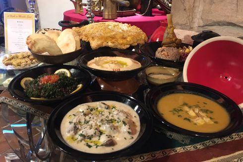 Kuliner Khas Jakarta dan Timur Tengah Ada di Hotel Ini saat Ramadhan