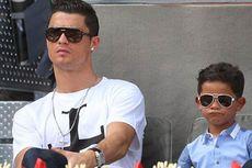 Siapa Ibu dari Cristiano Ronaldo Jr?