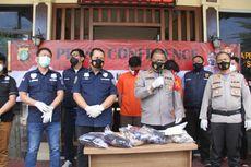 Serang Lawan dengan Air Keras dan Celurit, Empat Pemuda Geng Garjok di Kedoya Ditangkap