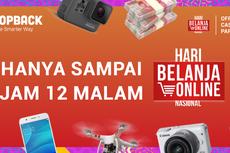 Harbolnas Sampai Jam 12 Malam Ini, TV Hingga GoPro Hanya Rp12.000