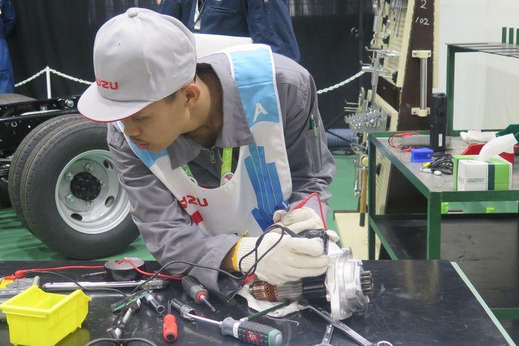 Mekanik Isuzu Indonesia