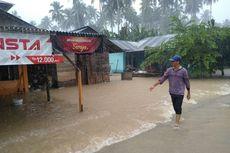 Hujan Deras Guyur Maluku Utara, 200 Rumah di Kepulauan Morotai Terendam Banjir
