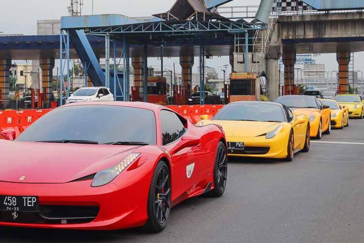 Ferrari Owners Club Indonesia (FOCI)