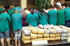 Jaringan Narkoba Jakarta-Aceh Ditangkap, 60 Kg Ganja Disita