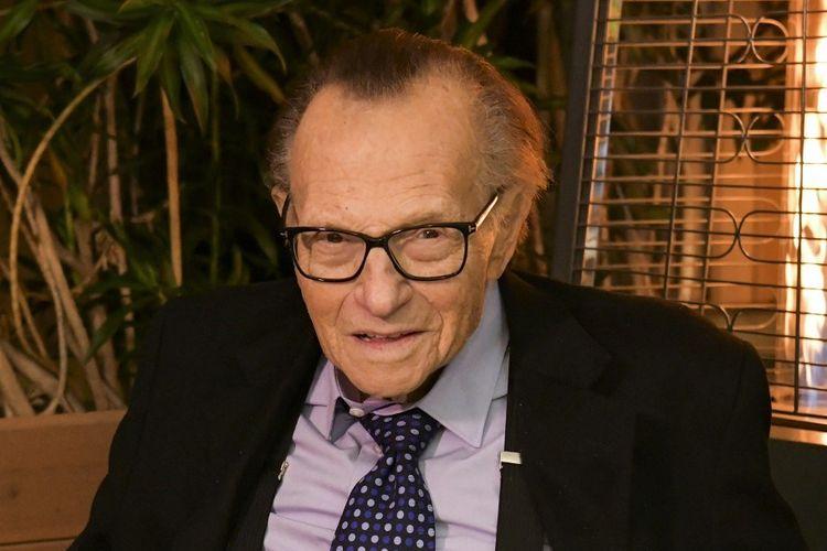 Larry King, Pembawa Acara Legendaris, Meninggal Dunia