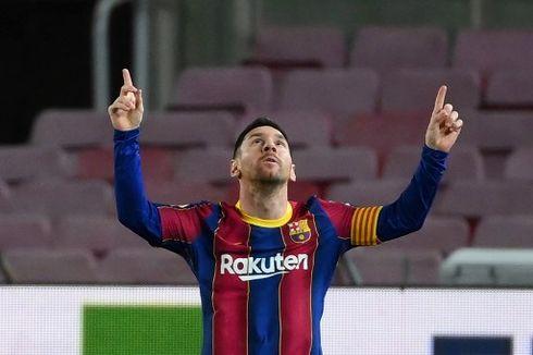 Sevilla Vs Barcelona, Koeman Minta Skuad Barca Ringankan Beban Messi