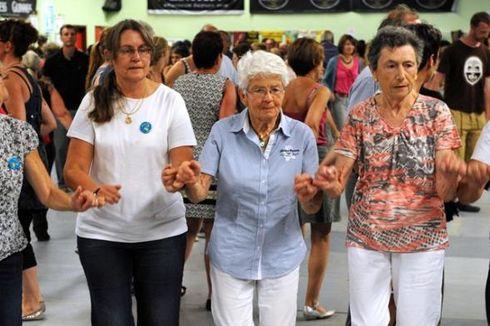 Berdansa Ringankan Gejala Parkinson