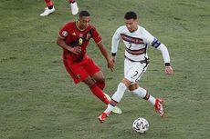 Hasil Belgia Vs Portugal - Setan Merah Susul Italia, Ronaldo dkk Tersingkir