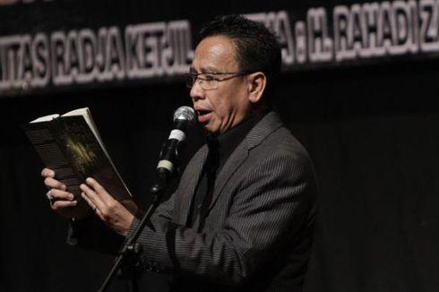 Jadi Cawalkot Tangerang, Miing Ingin Ubah Cisadane Jadi Obyek Wisata