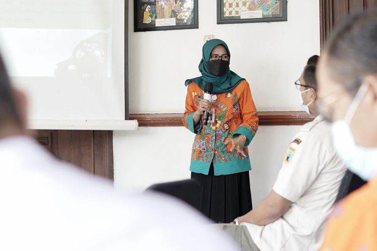 Kepala Dinas Kesehatan Kota Salatiga Siti Zuraida.
