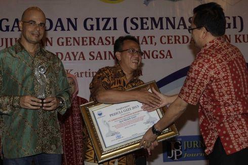 Program Sosial Sarihusada Raih Penghargaan ''Peduli Gizi 2013''