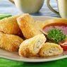 Resep Risol Ayam Carbonara ala Kafe, Camilan untuk Akhir Pekan