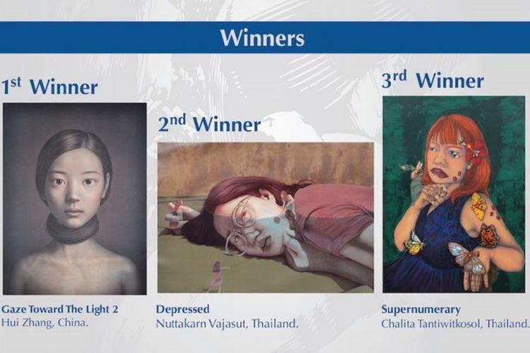 Para pemenang kompetisi seni grafis cetak internasional Triennial Seni Grafis VI Bentara Budaya telah diumumkan pada Rabu (24/4/2019) di Bentara Budaya Jakarta.