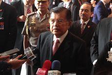 Ada Jusuf Kalla Saat PSM Makassar Vs Persija Jakarta