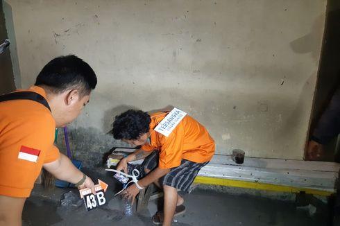 Rentetan Kejadian Penyiraman Cairan Kimia, Diracik Sambil Ngopi di Samping Kantor Polisi