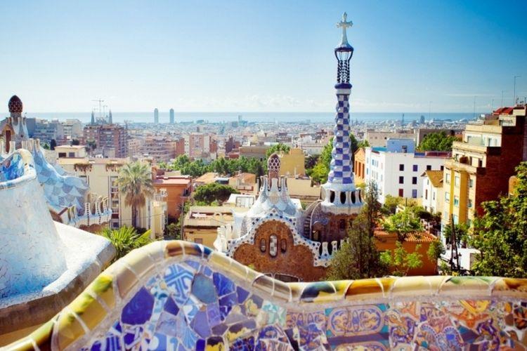 Barcelona baru saja ditetapkan menjadi Ibukota Arsitektur Dunia UIA 2026 oleh UNESCO
