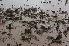 Presiden Mozambik Sebut Korban Tewas Topan Idai Bisa Capai 1.000 Orang