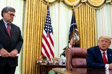 Jaksa Agung Sekutu Setia Trump Lengser Setelah Joe Biden Resmi Menangi Pilpres AS
