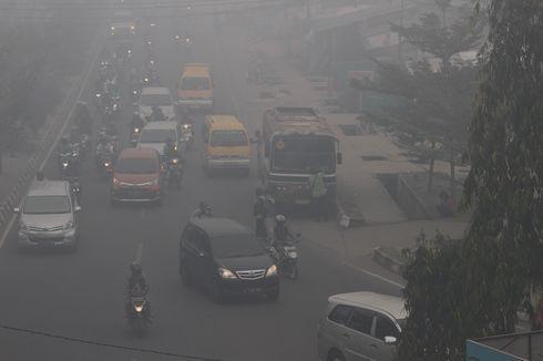 Fakta Kabut Asap Terekstrem di Palembang: 500 Sekolah Diliburkan, Angin Dituding Jadi Penyebab