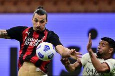 AS Roma Vs AC Milan, Pertarungan Menuju Liga Champions