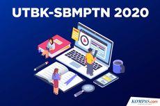 INFOGRAFIK: UTBK-SBMPTN 2020