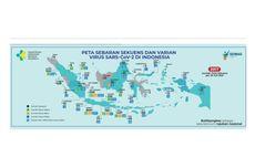 Rincian Sebaran Kasus Covid-19 Varian Delta di Indonesia, Data hingga 29 Juli 2021