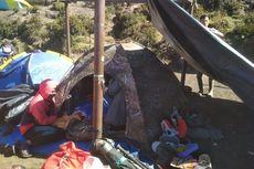 Kondisi Kritis, Seorang Pendaki di Gunung Kerinci Butuh Dievakuasi