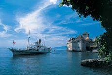 5 Tempat Wisata di Vaud, Swiss, Ada Danau Terbesar di Eropa