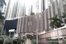 Pintu Lobby Tertutup Rapat, Mal Taman Anggrek Belum Beroperasi Pascabanjir