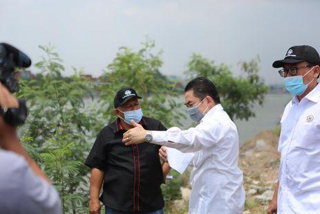 Pansus KBN Tinjau Pelabuhan Marunda, KCN: Menunggu Rekomendasi Terbaik