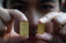 Harga Emas Antam Hari Ini Turun Rp 5.000