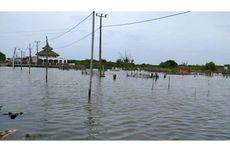 Dua Desa di Muaragembong Bekasi Terdampak Banjir Rob